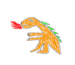 Dinosaur Life articles sticker #9604767