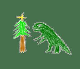 Dinosaur Life articles sticker #9604771