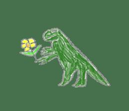 Dinosaur Life articles sticker #9604773