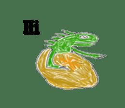 Dinosaur Life articles sticker #9604775