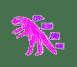Dinosaur Life articles sticker #9604784
