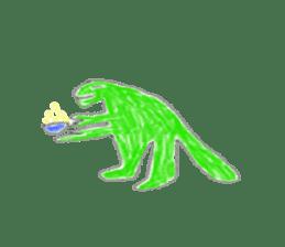 Dinosaur Life articles sticker #9604793