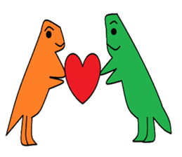 Dinosaur Life articles sticker #9604796