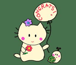 Dinkyneko & Friends #2 sticker #9608932