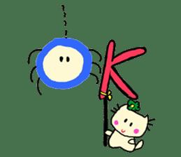 Dinkyneko & Friends #2 sticker #9608934