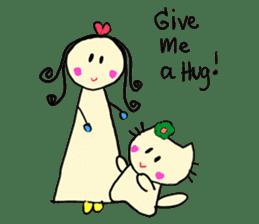 Dinkyneko & Friends #2 sticker #9608946