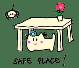 Dinkyneko & Friends #2 sticker #9608947