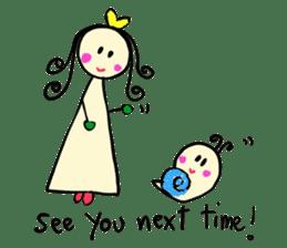 Dinkyneko & Friends #2 sticker #9608948
