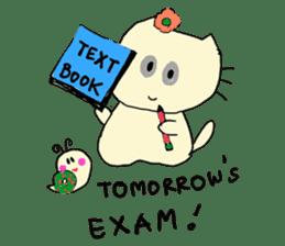 Dinkyneko & Friends #2 sticker #9608957