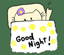 Dinkyneko & Friends #2 sticker #9608959