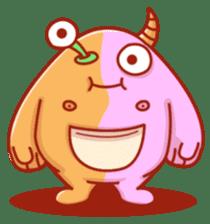 PINK KAIJYU sticker #9609600