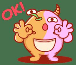 PINK KAIJYU sticker #9609601