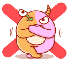 PINK KAIJYU sticker #9609602