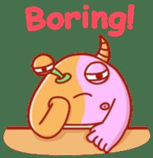 PINK KAIJYU sticker #9609616
