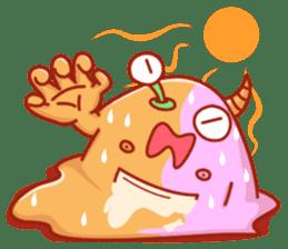 PINK KAIJYU sticker #9609639