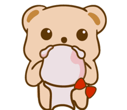 Bear and Piggy ''Cute sticker #9615464