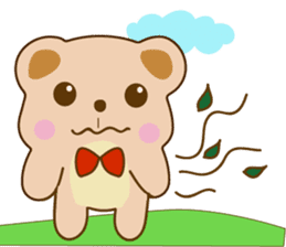 Bear and Piggy ''Cute sticker #9615489
