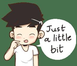 Tonmai Ver.2 ( Eng ver. ) sticker #9627685
