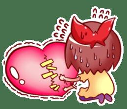 Too love you Sticker English sticker #9629837