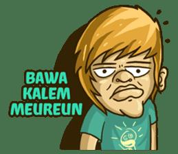 Dadang KNL sticker #9643371