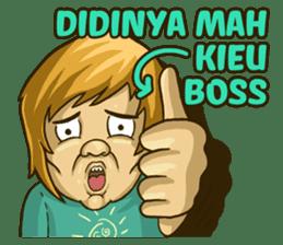 Dadang KNL sticker #9643373