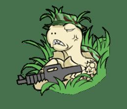 Tortoise diary - Part.3 sticker #9656075