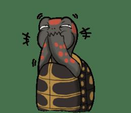 Tortoise diary - Part.3 sticker #9656088