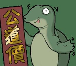 Tortoise diary - Part.3 sticker #9656098