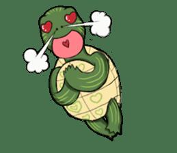 Tortoise diary - Part.3 sticker #9656101