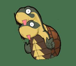 Tortoise diary - Part.3 sticker #9656103