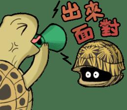 Tortoise diary - Part.3 sticker #9656111