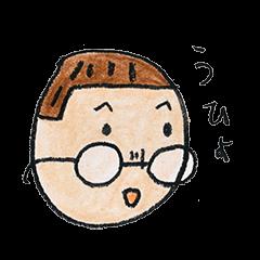 tumulus watcher SUSO-san  2