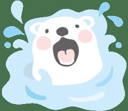 animals of asahiyama sticker #9671276
