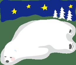 animals of asahiyama sticker #9671281