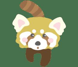 animals of asahiyama sticker #9671298