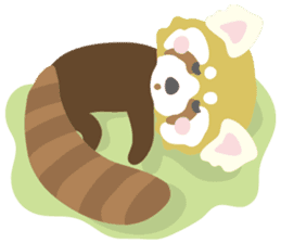 animals of asahiyama sticker #9671299