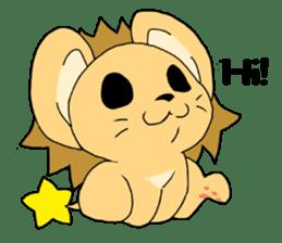 Lions sticker #9671393