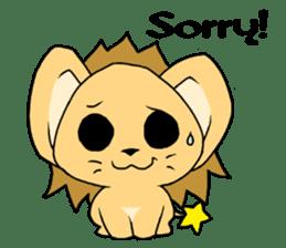 Lions sticker #9671397