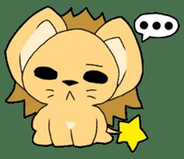 Lions sticker #9671404