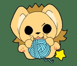 Lions sticker #9671408