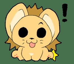 Lions sticker #9671410