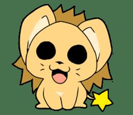 Lions sticker #9671413
