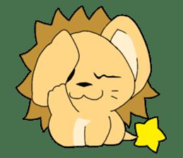 Lions sticker #9671414