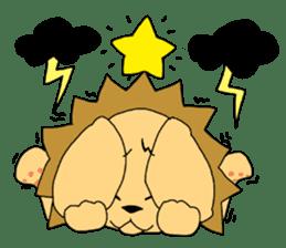 Lions sticker #9671415