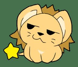 Lions sticker #9671427