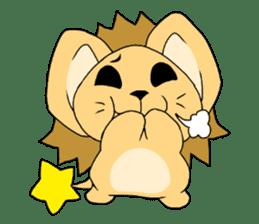 Lions sticker #9671430