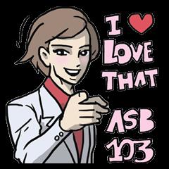 AsB - 103 My Comic Man