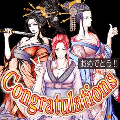 Sengoku miyabi girls English Ver.