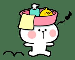 Spoiled Rabbit 5 sticker #9687184