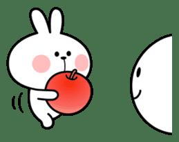 Spoiled Rabbit 5 sticker #9687206